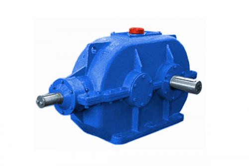 KZT Bevel-Helical Gear