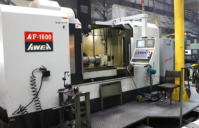 Drilling and Milling Center CNC AVEA