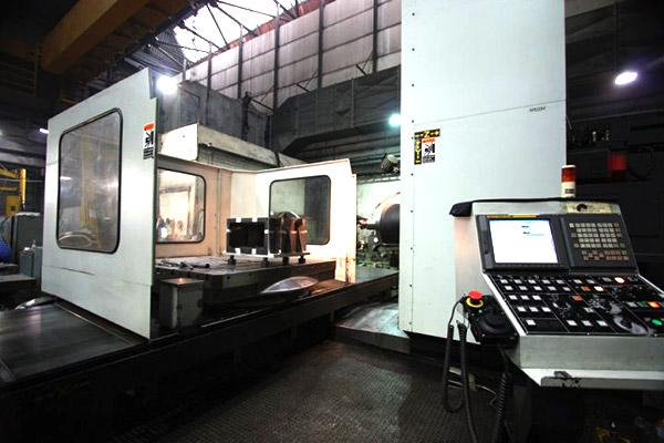 Drilling and Milling Center CNC SANCO