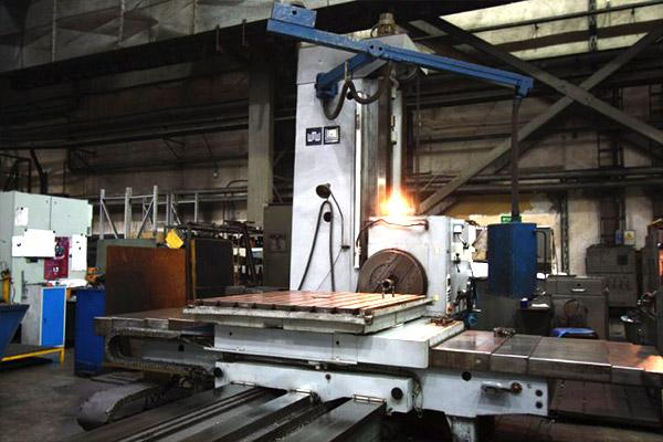 Drilling and Milling Machine BFT-110